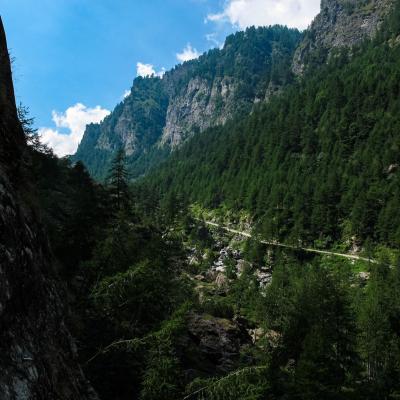 04 Conca Del Pra Trekking Val Pellice Piemonte
