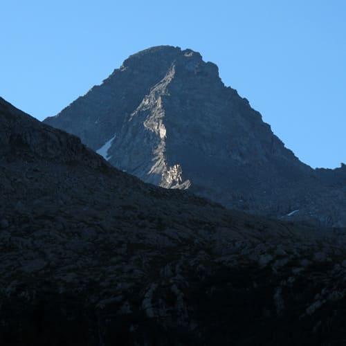 Monte Granero - Alpinismo in Val Pellice, Alpi del Piemonte