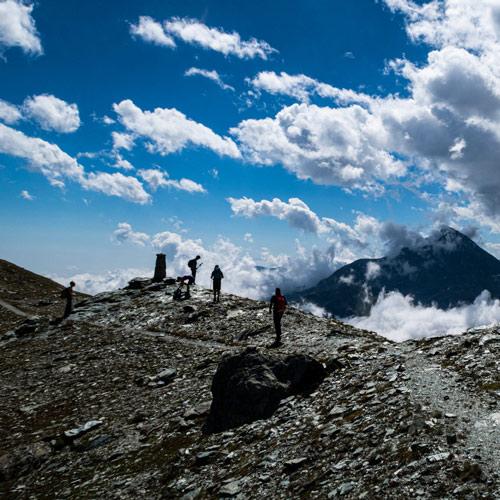 Escursioni e tour con guida in Val Pellice, Alpi del Piemonte